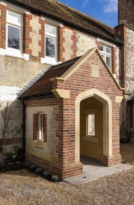 Rectory House Extension in West Sussex