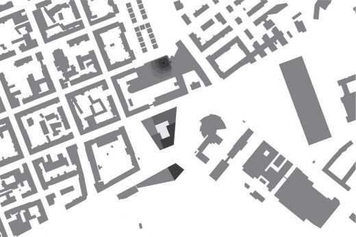 RLB Campus '25 in Linz Building plan layout