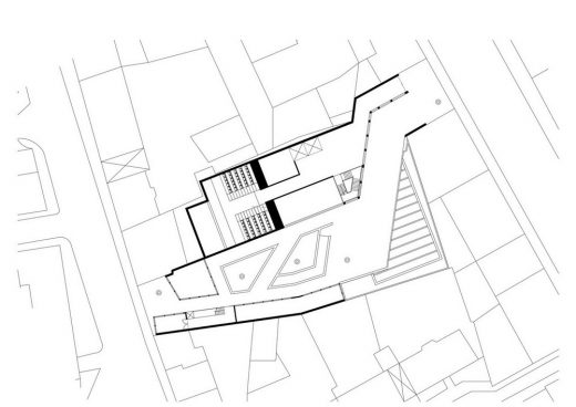 Architectural Education Work by Daniel Lomholt-Welch at Edinburgh School of Architecture