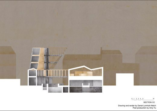 Edinburgh School of Architecture Second Year Student Project Work