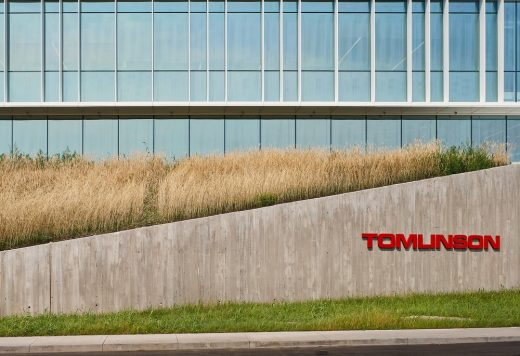 Tomlinson Corporate Headquarters in Ottawa