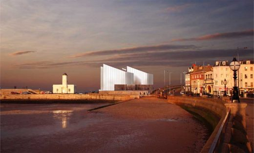 Turner Contemporary Gallery Margate building