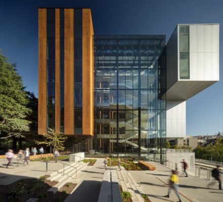 University of Washington Life Sciences building by Perkins + Will