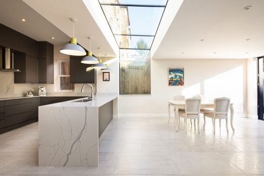 Victorian Home Extension in London