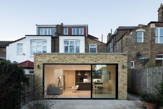 Victorian Semi House Extension in London