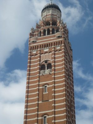 Westminster Cathedral London building