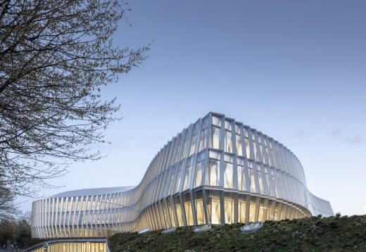 3XN Olympic House the International Olympic Committee's HQ