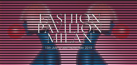 Archasm Fashion Pavilion Milan Competition 2019 Italy