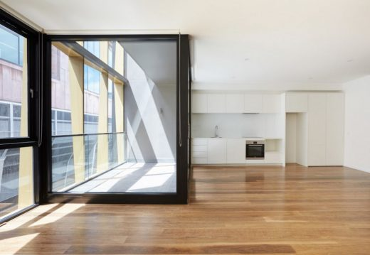 Melbourne Apartments by DROO