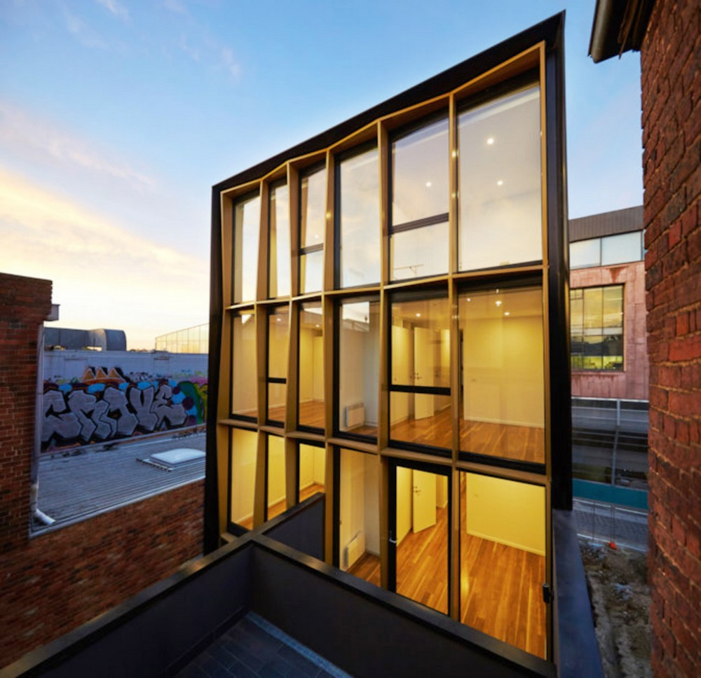 Burwood Road Apartments in Melbourne - e-architect