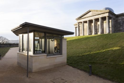 Collective on Calton Hill, Edinburgh - RIAS Andrew Doolan Best Building in Scotland Award 2019