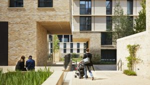 New Eddington Buildings, North West Cambridge