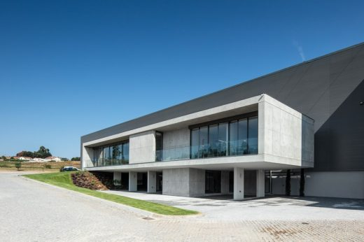 FACOL Offices in Guimaraes building Portugal