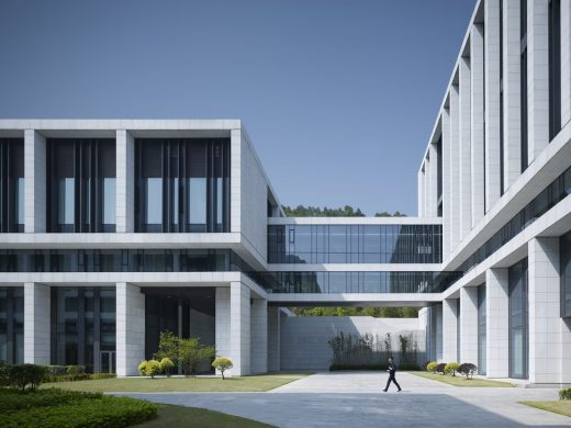 Green campus for China Southern Power Grid in Guangzhou