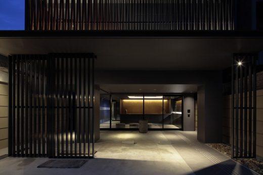 Hotel Ninja Black in Kyoto City