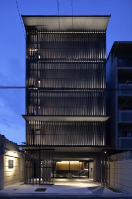 Hotel Ninja Black in Kyoto City - Japanese architecture news