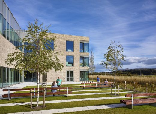 The Jack Copland Centre, Edinburgh building - RIAS Andrew Doolan Best Building in Scotland Award 2019