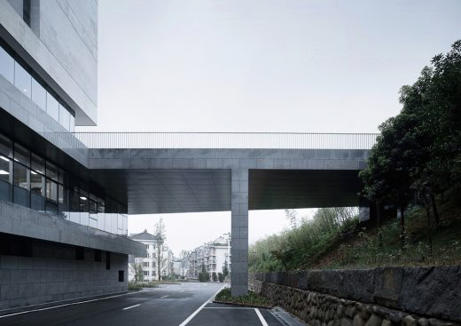 Kaihua County 1101 Project Urban Archives by The Architectural Design & Research Institute of Zhejiang University Co., Ltd