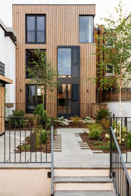 Acton homes in West London