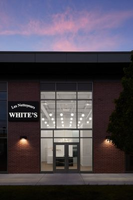 Les Nettoyeurs White's - Drycleaners in Montreal