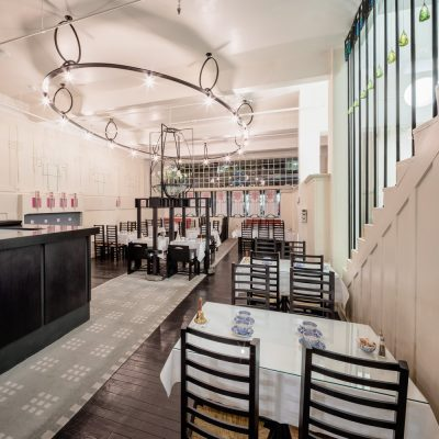 Mackintosh at the Willow, Glasgow interior - RIAS Andrew Doolan Best Building in Scotland Award 2019