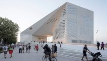 MÉCA Bordeaux Building by BIG-Bjarke Ingels Group and FREAKS freearchitects