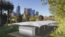 MPavilion 2019 Design by Glenn Murcutt Architect