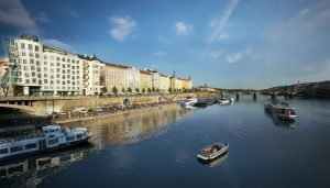 Naplavka Redevelopment Rasin Embankment