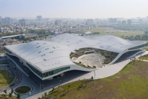 Mecanoo architecten, National Kaohsiung Centre for the Arts