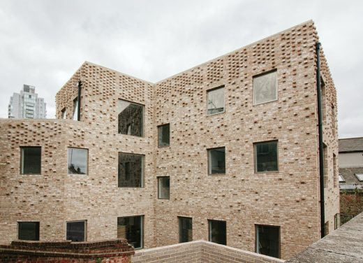 The Old Bakery in Deptford, by Lipton Plant Architects
