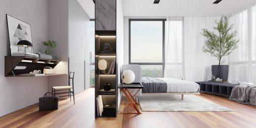 Park Regent KL apartment interior