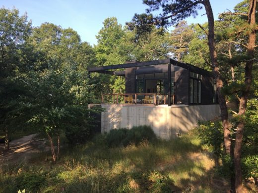 Pond Ave Residence in Wellfleet on Cape Cod
