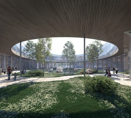Science Center Lund, CO2-neutral Museum in Sweden by COBE architects
