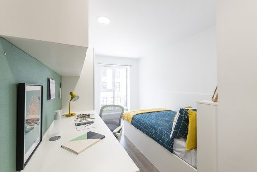 Student Roost Aberdeen: Pittodrie Street Student Accommodation