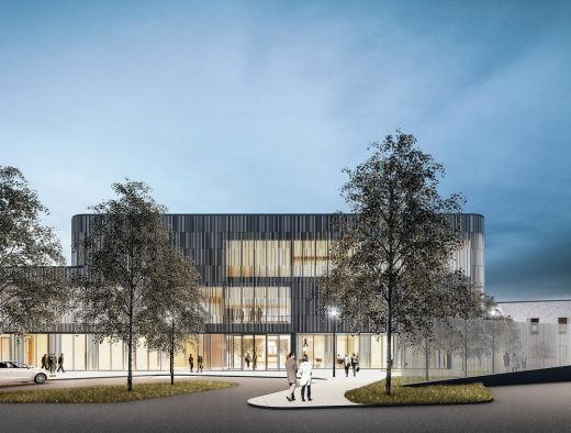 New Psychiatric Clinic at Tampere University Hospital