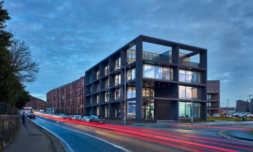 Tollcross Housing Association Offices, Glasgow - RIAS Andrew Doolan Best Building in Scotland Award 2019