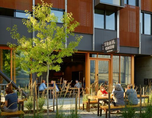 Trailbend Taproom in Seattle Washington