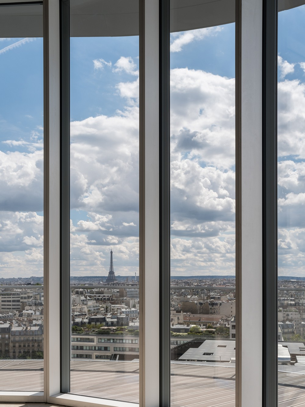 UNIC Residential Paris by MAD Architects - e-architect