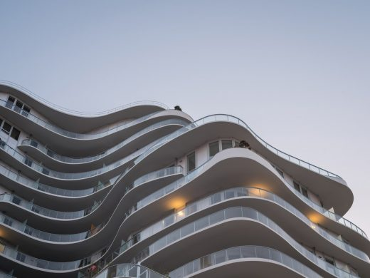UNIC Residential Paris by MAD Architects