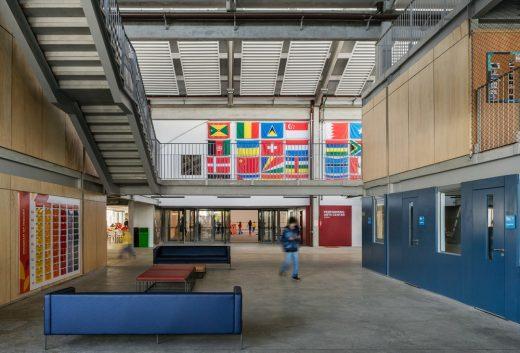 Beacon School São Paulo, Educação Internacional
