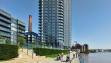 Chelsea Waterfront Luxury Apartments