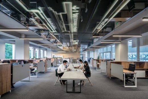 effective space use in a small office building