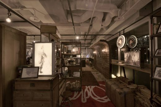 Exhibition of Gamania Antarctic Expedition, Taipei