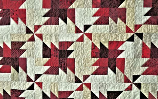 How to Decorate a Room Around a Quilt Wall Hanging