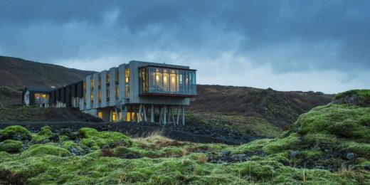 ION City Hotel, Iceland by Minarc