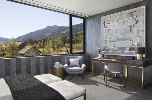 Shooting Star house at Jackson Hole Mountain Resort interior