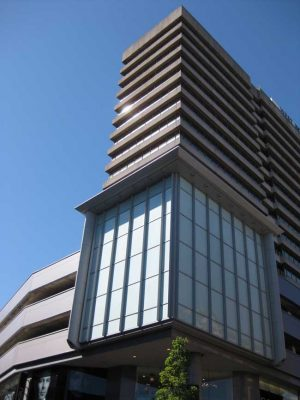 Leeds comemrcial tower building - walking tours