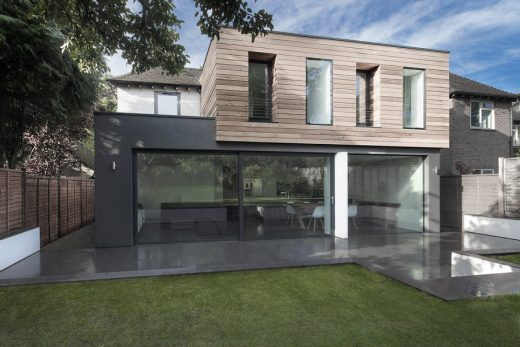 The Medic's House Winchester by AR Design Studio