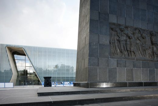 Museum of the History of the Polish Jews Warsaw