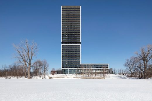 Panorama Laval Building